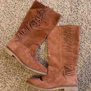 Lucky brand fall boots